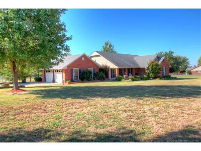 Claremore Single Family Home For Sale: 11196 E 440 Road