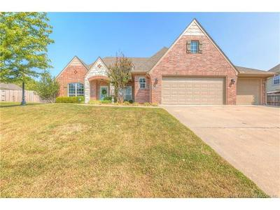 Owasso Single Family Home For Sale: 10313 E 95th Street North