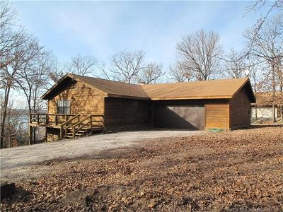 Cookson OK Single Family Home For Sale: $235,000
