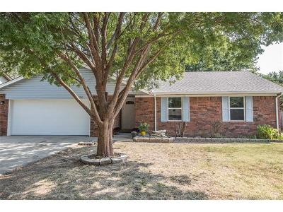 Owasso Single Family Home For Sale: 7881 N 120th East Avenue