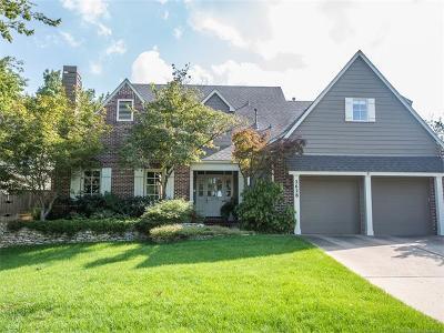 Tulsa Single Family Home For Sale: 2628 E 22nd Place