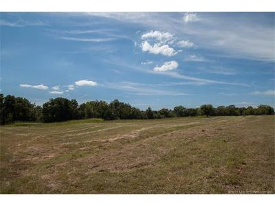 Broken Arrow OK Residential Lots & Land For Sale: $1,800,000
