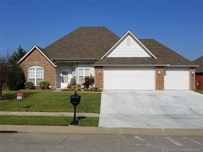 Owasso Single Family Home For Sale: 9022 N 157th East Avenue