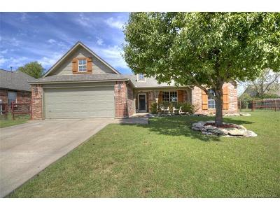 Owasso Single Family Home For Sale: 15209 E 88th Place N