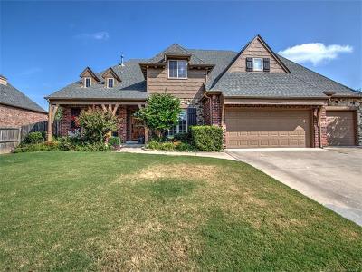 Bixby Single Family Home For Sale: 9281 E 119th Street S
