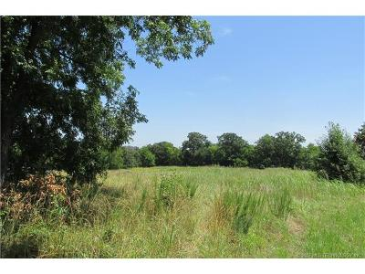 Claremore Residential Lots & Land For Sale: 19407 E 460 Road