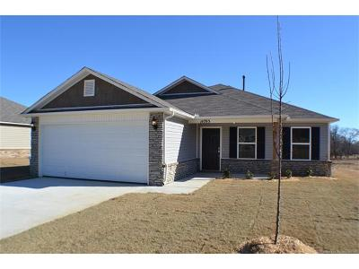 Coweta Single Family Home For Sale: 14795 S 274th East Avenue