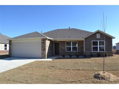 Coweta Single Family Home For Sale: 14781 S 274th East Avenue
