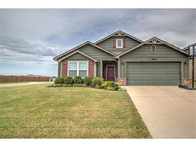 Owasso Single Family Home For Sale: 14807 E 110th Circle North