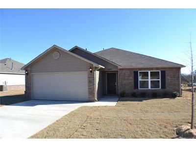 Coweta Single Family Home For Sale: 14751 S 274th East Avenue