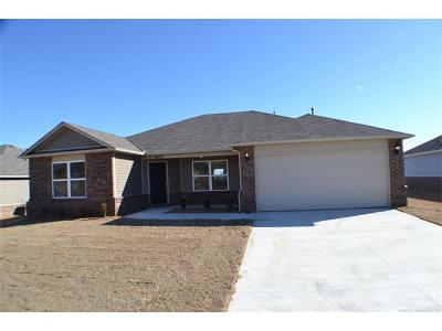 Coweta Single Family Home For Sale: 14723 S 274th East Avenue