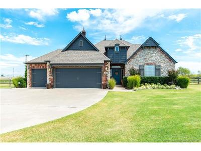 Skiatook Single Family Home For Sale: 14547 N Lantana Boulevard