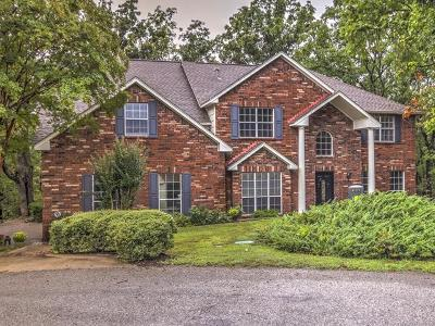 Jenks Single Family Home For Sale: 12906 S 14th Court
