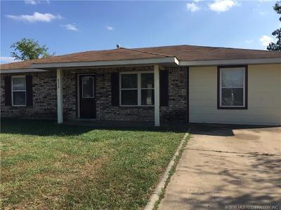 Skiatook Single Family Home For Sale: 4113 W Pipestem Drive