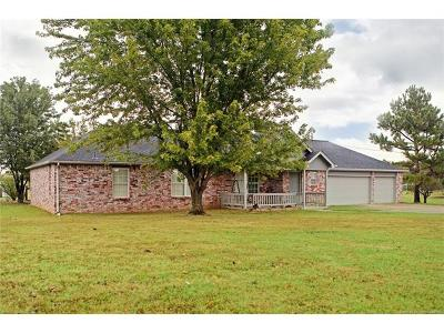 Collinsville Single Family Home For Sale: 10003 E 136th Street N