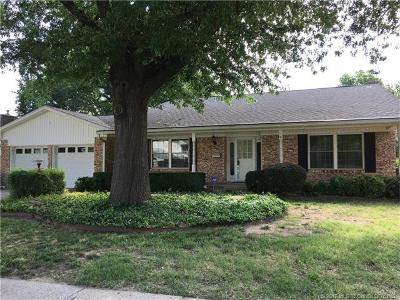 Tulsa Single Family Home For Sale: 2137 Erie Place
