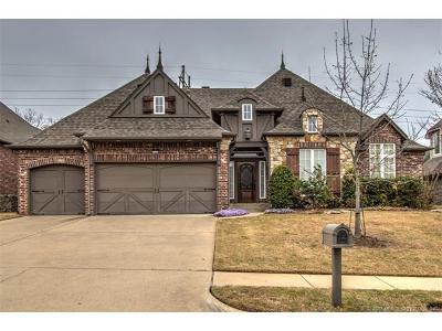 Tulsa Single Family Home For Sale: 7737 S Frisco Avenue
