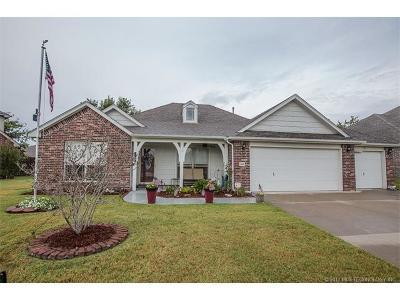 Tulsa Single Family Home For Sale: 4816 S 191st Avenue E