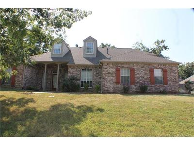 Sand Springs Single Family Home For Sale: 1128 Renaissance Drive
