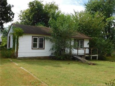 Tulsa Single Family Home For Sale: 1752 W 37th Place