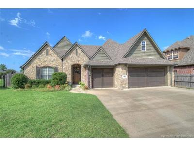 Jenks Single Family Home For Sale: 12518 S 4th Court