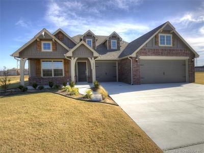 Owasso Single Family Home For Sale: 8923 N 64th East Avenue