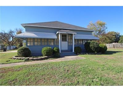 Sapulpa Single Family Home For Sale: 906 S Hickory Street