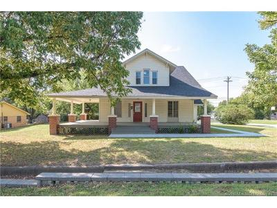 Collinsville Single Family Home For Sale: 1521 W Main Street