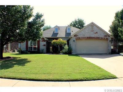 Bixby Single Family Home For Sale: 9922 E 124th Street S