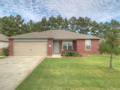 Sapulpa Single Family Home For Sale: 1155 Gunner Loop