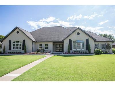 Broken Arrow Single Family Home For Sale: 3807 S Orange Circle