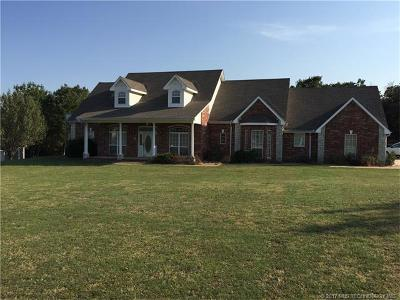 Ada OK Single Family Home For Sale: $279,900