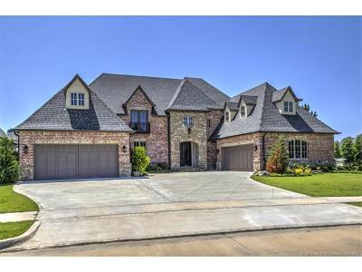 Broken Arrow Single Family Home For Sale: 5917 Twin Oaks Street