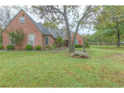 Owasso Single Family Home For Sale: 7397 N 201st East Avenue