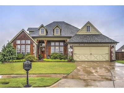Jenks Single Family Home For Sale: 408 W 126th Street S