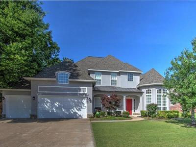 Broken Arrow Single Family Home For Sale: 212 S 77th Street