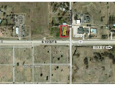 Bixby Residential Lots & Land For Sale: 151st Street