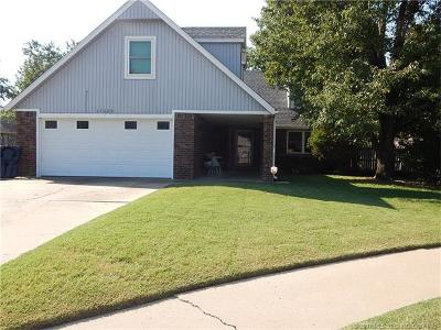 Owasso Single Family Home For Sale: 11006 E 97th Street North