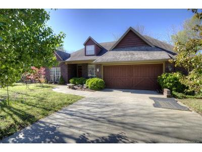 Claremore Single Family Home For Sale: 2034 W 4th Place S