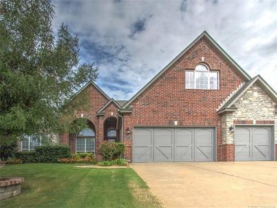 Broken Arrow Single Family Home For Sale: 2012 W Vail Street