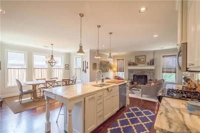 Owasso Single Family Home For Sale: 9306 N 93rd East Avenue