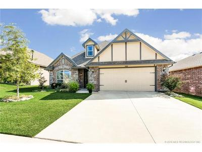 Jenks Single Family Home For Sale: 10707 Masters Circle