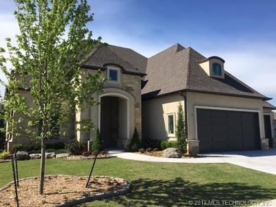 Tulsa Single Family Home For Sale: 4508 E 118th Place