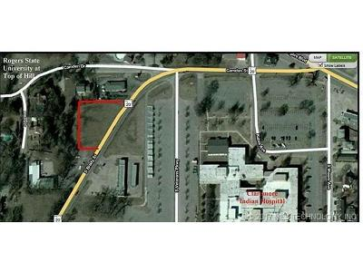 Claremore Residential Lots & Land For Sale: 225 Brady Street