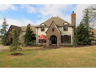 Bixby Single Family Home For Sale: 14052 S Kingston Avenue