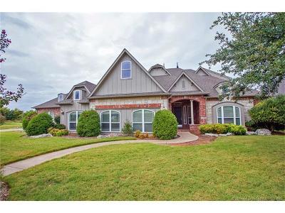 Broken Arrow Single Family Home For Sale: 4108 N Oak Avenue