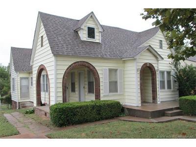 Ada Single Family Home For Sale: 817 S Stockton Street
