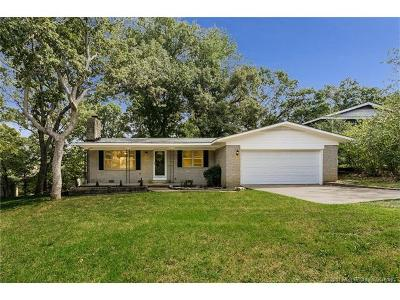 Claremore Single Family Home For Sale: 13051 S Cedar Street