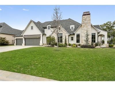 Broken Arrow, Jenks, Tulsa Single Family Home For Sale: 12011 S Lakewood Avenue