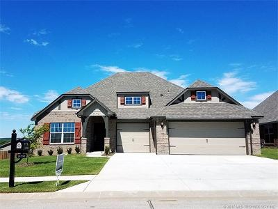 Bixby Single Family Home For Sale: 14752 S Urbana Avenue